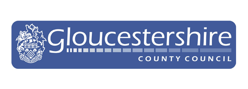 Gloucestshire County Council logo